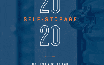 2020 National Self-Storage Investment Forecast Report