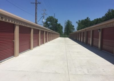 Storage Units at Ashland Storage Center