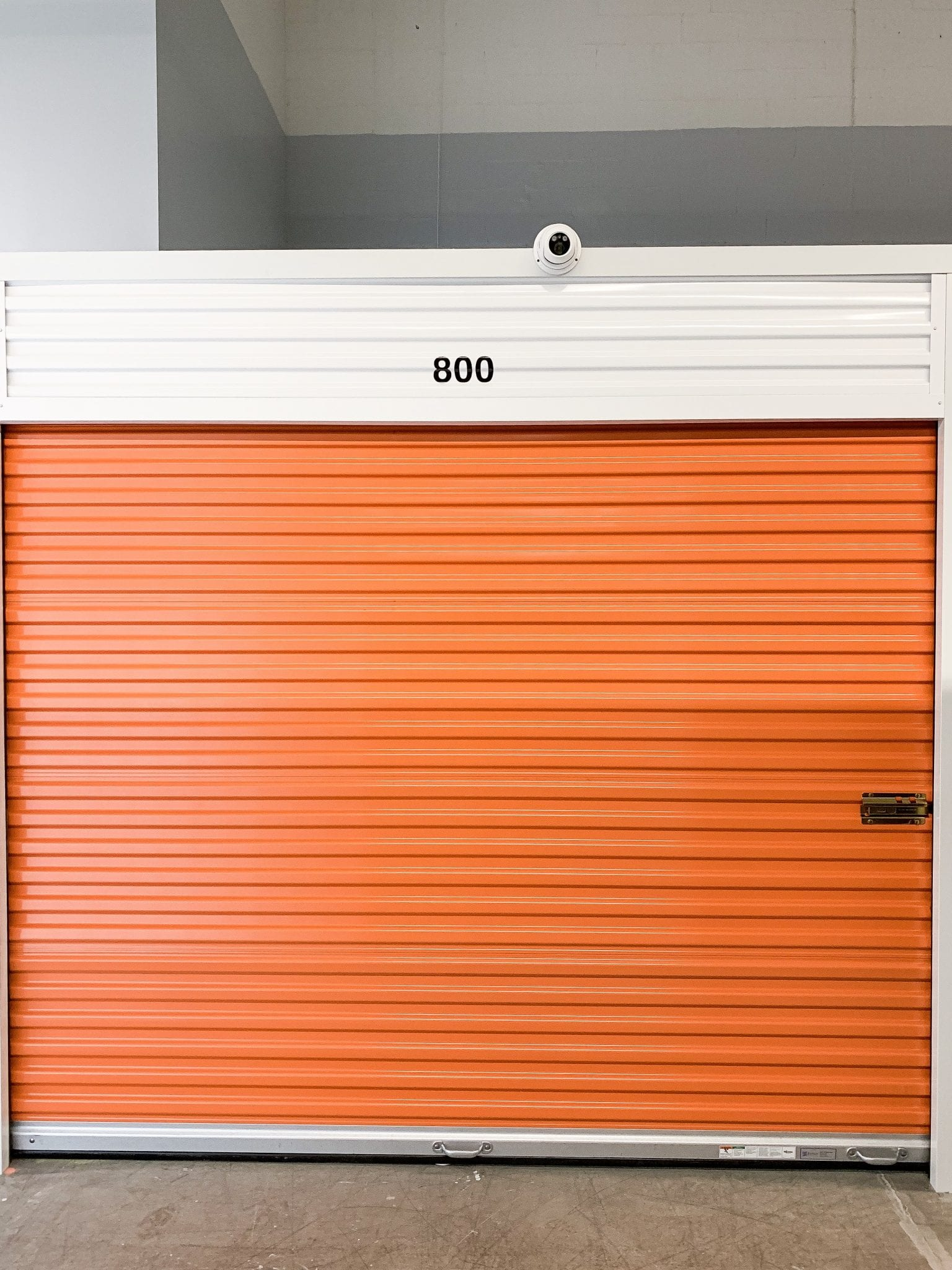 Orange Self Storage at Ashland Storage Center