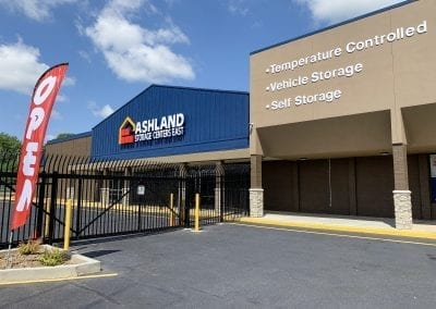 Storage Facility at Ashland Storage Center East