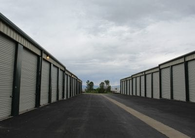 Large Storage At Aspen Springs Storage
