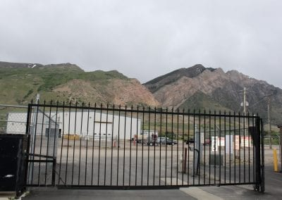 Photo of Front Gate at Aspen Springs