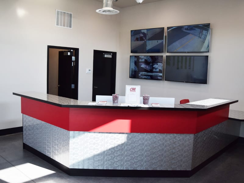 Front Office at Cottonwood Self Storage