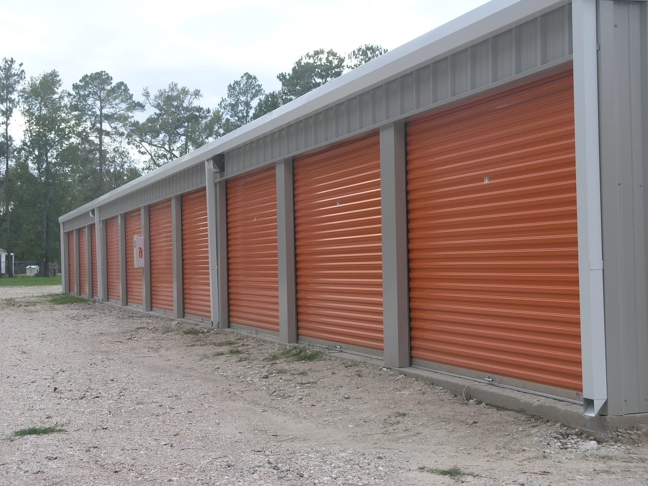 Self Storage in Porter TX