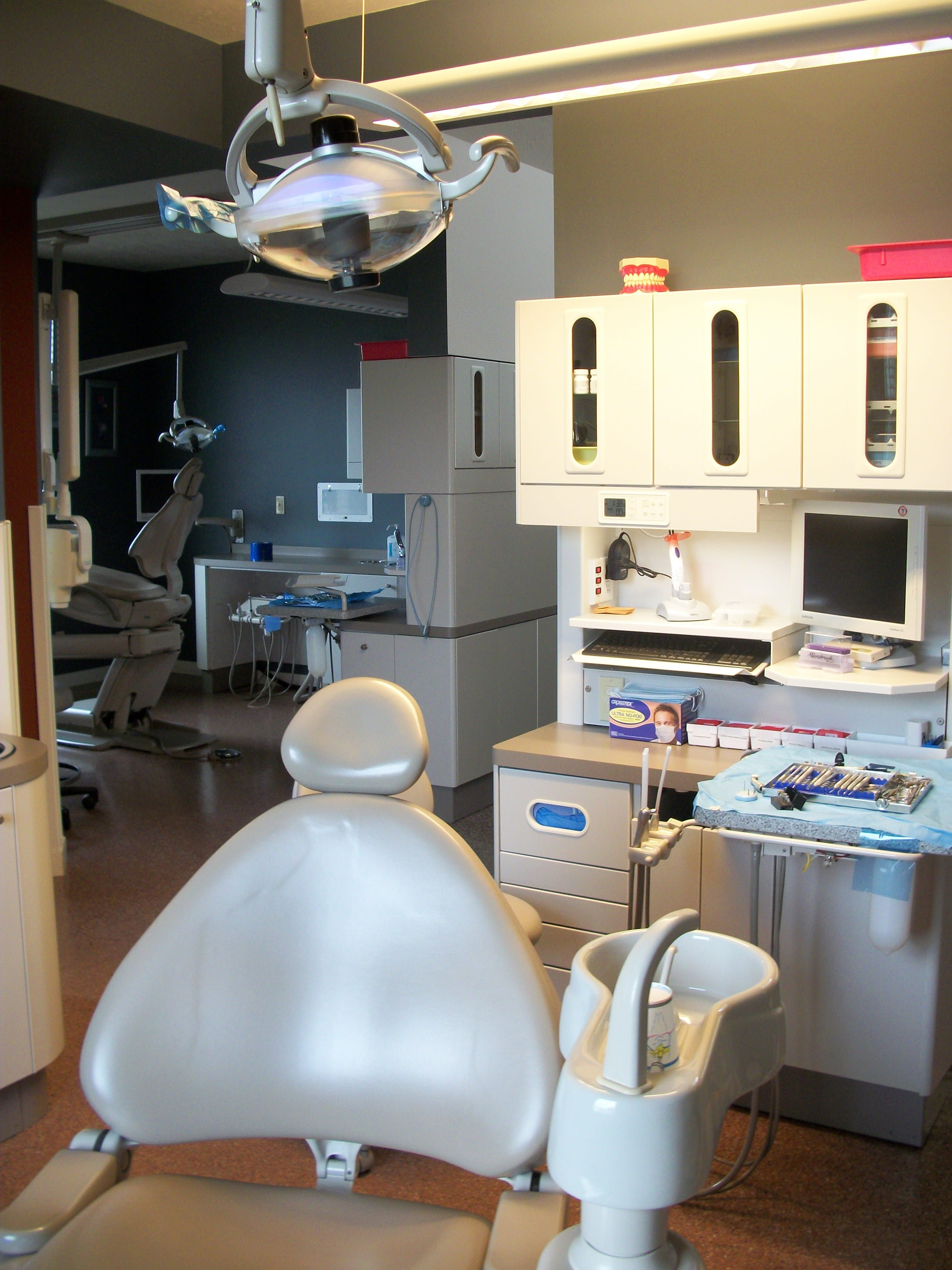Office at Clayton Dental Office