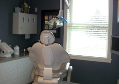 Office Chair at Clayton Dental Office